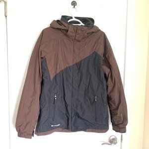Columbia 3-in-1 Interchange Fall/ Winter Jacket
